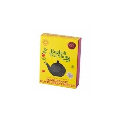 ETS Směs granátového jablka a černého rybízu, (1 porce)