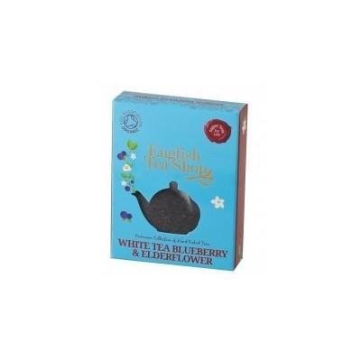 ETS Bílý čaj bezový květ a borůvka, (1 porce)