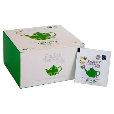ETS Zelený čaj Diamond Jubilee 50 sáčků