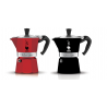 Moka Express Black & Red