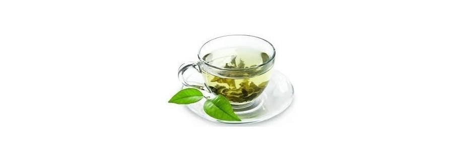 čaje, sypané čaje, zelené čaje, černé čaje