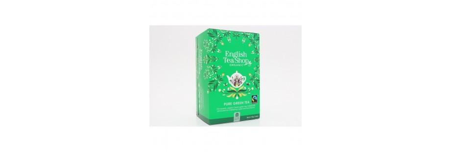 Zelené čaje kolekce Mandala