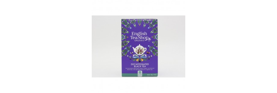 Bezkofeinové čaje English Tea Shop kolekce Mandala