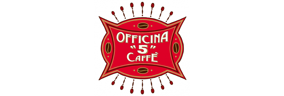 Officina 5 caffe - Tradiční italská pražírna od roku 1948