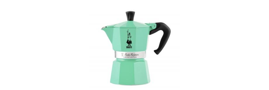 Konvička na přípravu kávy Bialetti v limitované edici ICE