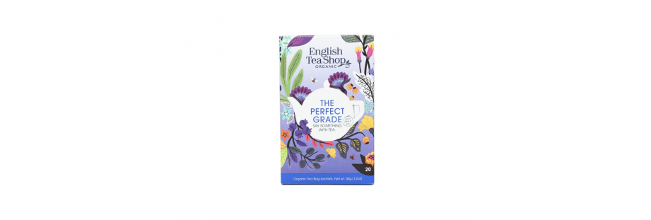 English Tea Shop mix 20 sáčků s 5 příchuti
