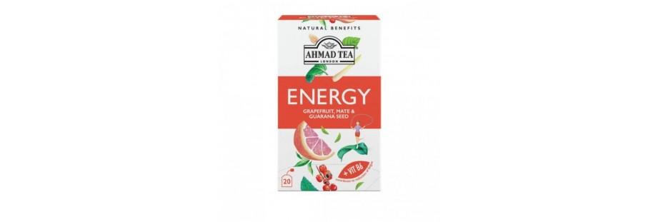Ahmad Funkční čaje pro podporu vyváženého a zdravého životního stylu
