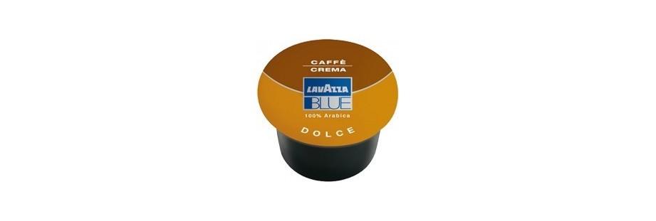 Espresso ze speciálních kapslí LAVAZZA BLUE