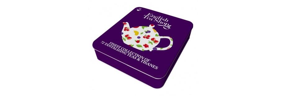 English Tea Shop dárkové balení čajů