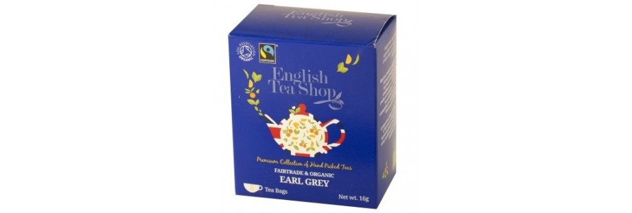 English Tea Shop čaje v krabičce 8 sáčků v přebalech